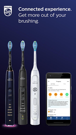 Philips Sonicare 8.0.0 screenshots 6