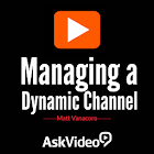 Course: Managing a YouTube Ch. icon
