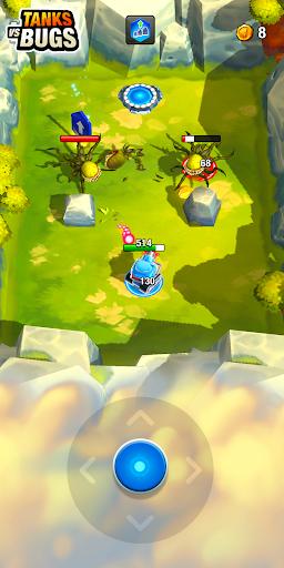 Tanks vs Bugs 1.0.15 screenshots 1
