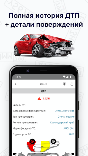 Autobot - checking cars by VIN and GRZ 12.00 screenshots 2