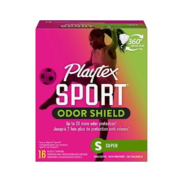 Tampones Playtex Sport