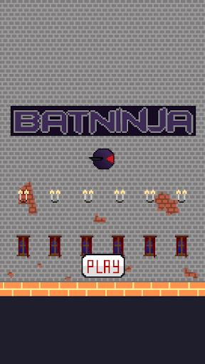 Flappy Bat Ninja