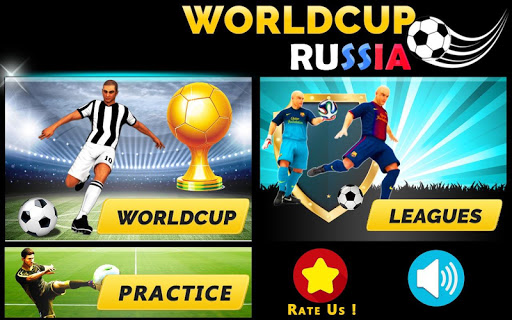 Pro Football World Cup 2018: Real Soccer Leagues 1.0 screenshots 1