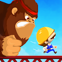 Blocky Kong - Retro Arcade Fun icon