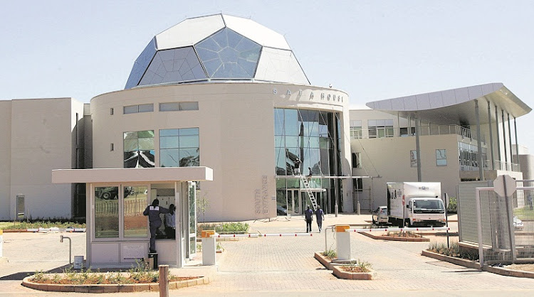 Safa House in Johannesburg. Picture: SOWETAN