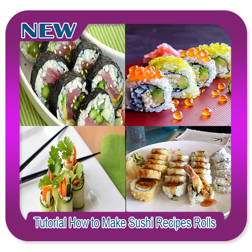 Tutorial How to Make Sushi Recipes Rolls