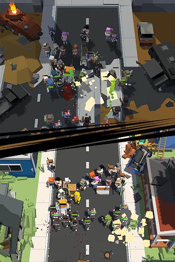 Code Triche Zombinizer - I'm first zombie APK MOD screenshots 2