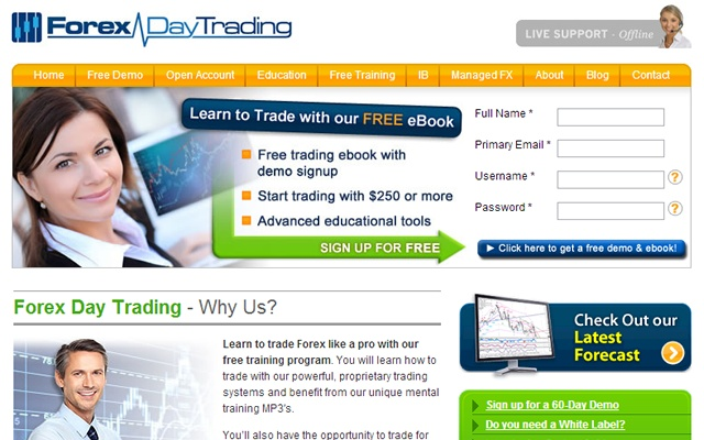 Forex | Indices | Futures | CFDs | Automated Trading | ICM