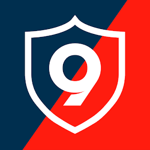 Krowd9 Football Live Scores News and Highlights 6.8.0 by Krowd 9 logo