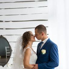 Wedding photographer Oksana Sinicina (ksuha). Photo of 10.12.2016
