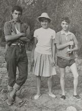 Photo: La Jira. Proveedor: Flori Martínez. Año: 1965.