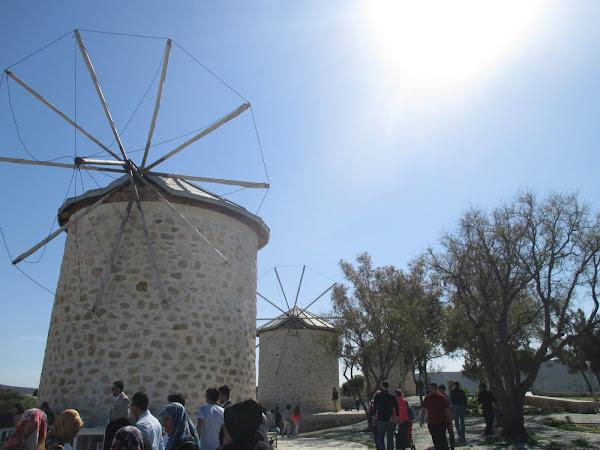 Alacati Windmills