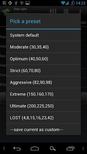 AutoKiller Memory Optimizer  screenshot 7