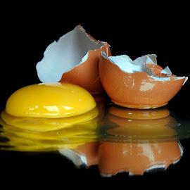 Eggs  by Asif Bora - Food & Drink Ingredients