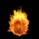 Fire Balls 3D New Tab & Wallpapers Collection Icon