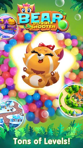 Bear Pop! Bubble Shooter 1.2.5 screenshots 7