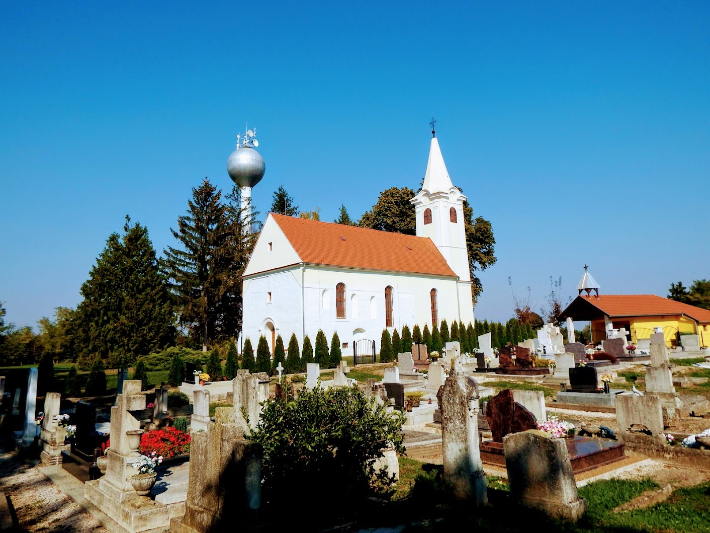 Gór - Szent Kereszt felmagasztalása rk. templom