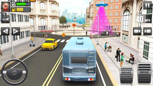 Ultimate Bus Driving - 3D Driver Simulator 2020 1.8 screenshots 2