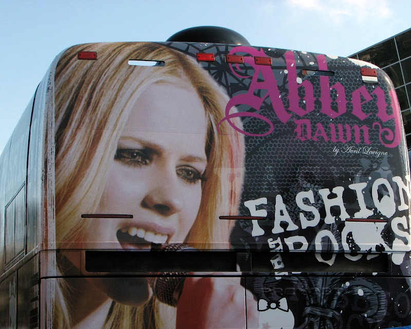 Avril Lavigne Clothes Range. about Avril#39;s new clothing