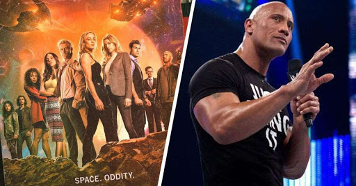 DC's Legends of Tomorrow: The Rock Is President in an Upcoming Episode