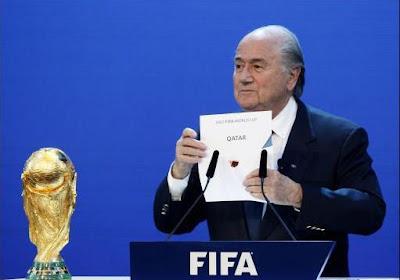 La Russie en 2018 et le Qatar en 2022 accueilleront la Coupe du monde