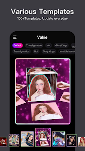 Vakie - Video Maker with Special Effects 1.4.6 (Full Unlocked)