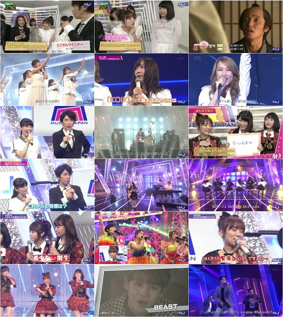 (TV-Music)(1080i) AKB48 – Music Japan 151129