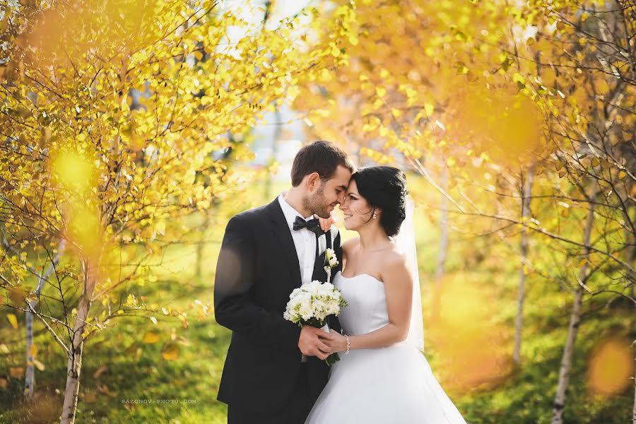 Wedding photographer Игорь Сазонов (IgorSazonov). Photo of 12.12.2013