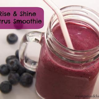 Rise and Shine Citrus Smoothie Recipe