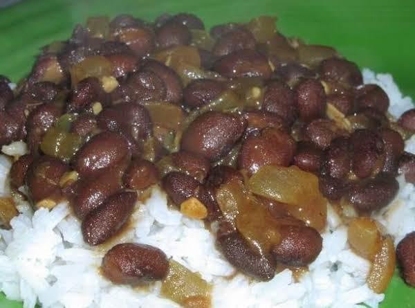 Super Good Black Beans & Rice