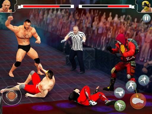 Pro Wrestling Battle 2019: Ultimate Fighting Mania  screenshots 7