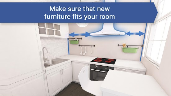 3D Kitchen Design For Ikea: Room Interior Planner - Android Apps