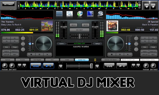 Virtual DJ Music Mixer 1.2 screenshots 1