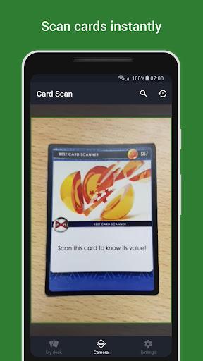 BigAR Dragon Ball Z TCG - Card Scanner 2.0 screenshots 1