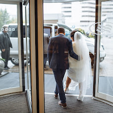 Wedding photographer Sergey Yudaev (udaevs). Photo of 27.12.2017