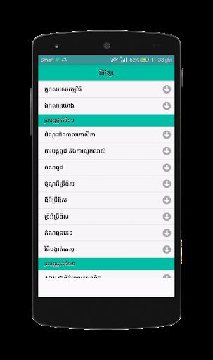 Khmer Biology