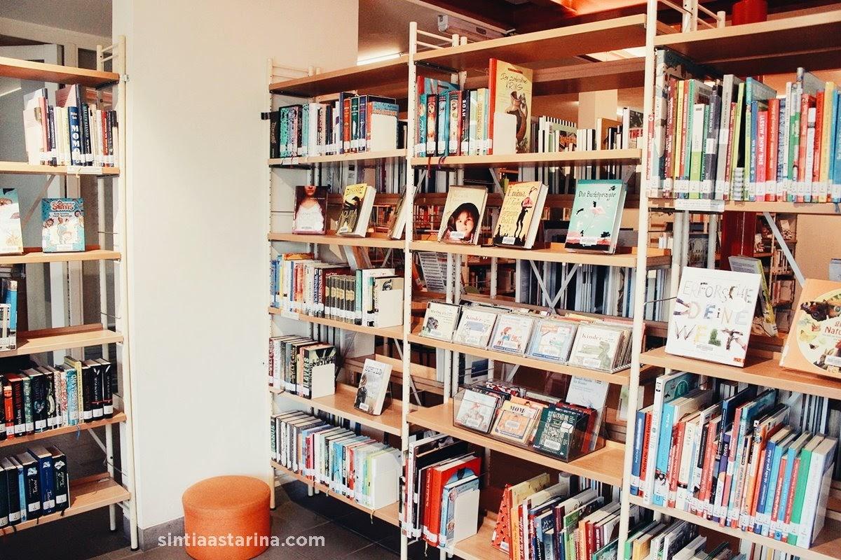 Perpustakaan Goethe-Institut Jakarta