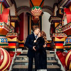Wedding photographer Masha Rybina (masharybina). Photo of 20.01.2018