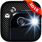 Auto Flash On Call & Sms 2018