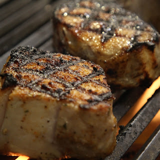 Juicy Grilled Pork Chops Recipe