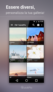 QuickPic Gallery- miniatura screenshot