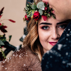Wedding photographer Mikhaylo Danilishin (Danylyshyn). Photo of 22.01.2018