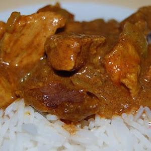 Spicy Pork Wok