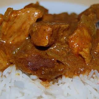 Spicy Pork Wok.