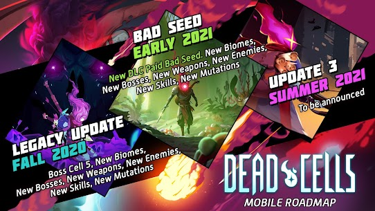 Dead Cells APK ORIGIN DLC+MOD Unlimited Money 2.4.9 1