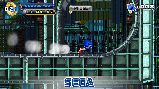 Sonic The Hedgehog 4 Episode II 2.0.1 screenshots 1