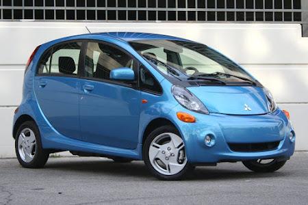 EV's - Mitsubishi i-MiEV [29.240€] [WLTP 80-150km NEDC]