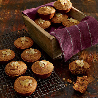 Concord Brown-Bread Muffins
