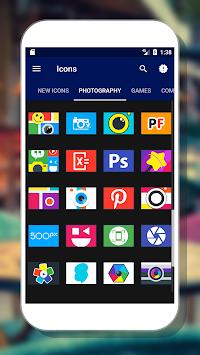 Olix - Icon Pack APK screenshot thumbnail 7