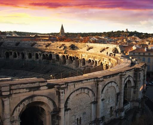 A Whistle Stop Tour of the Gard